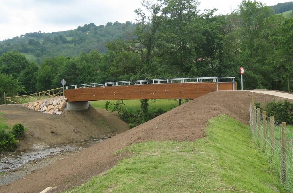 Media Madera colabora en la mejora de los rios de la cuenca del Cantabrico
