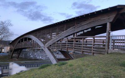 Puente de 60 m x 3 m en Tercer Carril A8 Tramo Boroa-Larrea (3402)