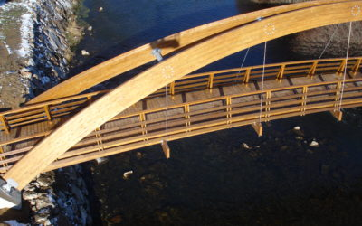 Puente 36,5 x 2 m en Cervera de Pisuerga, Palencia (3537)