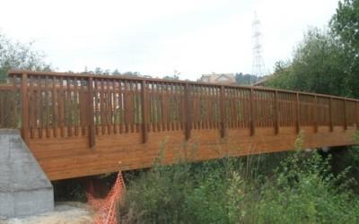 5087 – Puente 20,00 x 2,20 metros en Vigo