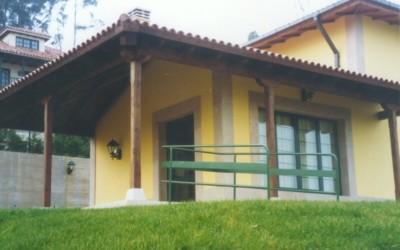 0264 – PORCHE EN LUANCO