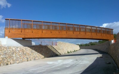 3947 – Puentes Fachada Marítica IV en Palma de Mallorca