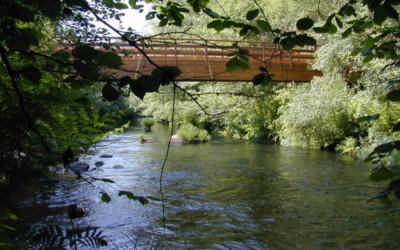 2236 – Puente de 25,00 x 1,30 m en el Río Mandeo