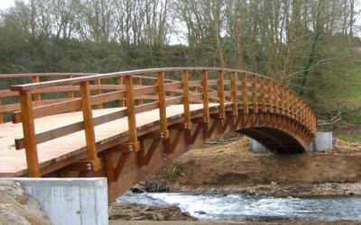 2303 – Puente de 35,00 x 3,00 m en el Río Mero, Meixigo