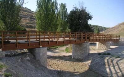 2473 – Puente de 34,00 x 2,30 m sobre el Río Marbella