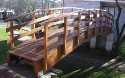 2564 – Puente 10,00 x 1,50 m en Ribadumia