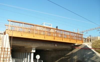 2790 – Puente 12,50 x 2,00 m en Mongat