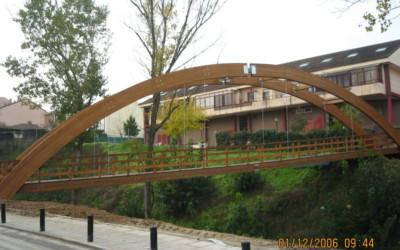 2816 – Puentes de 40,00 y 32,00 x 3,00 m en Arroyomolinos