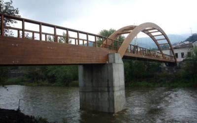 2840 – Puente de 65,00 x 2,00 m sobre el Río Nalón, Asturias
