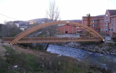 3003 – Puente 37,20 x 2,00 m en Cervera de Pisuerga