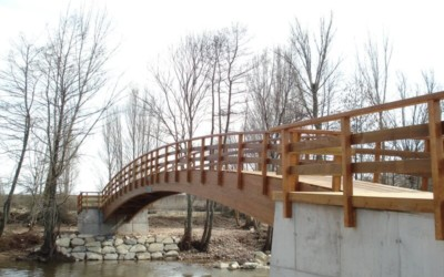 3065 – Puentes 38,00 x 2,00 m y 32,00 x 2,00 m Salas de los Infantes