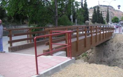 3107 – Puente 20,00 x 2,00 m Río Mediavilla