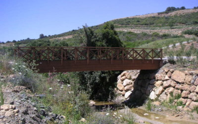 3164 – Puentes en Club de Golf Finca Cortesin, en Casares