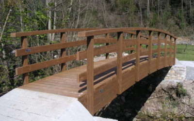 3209 – Puente 10,00 x 1,50 m en Meré, Llanes