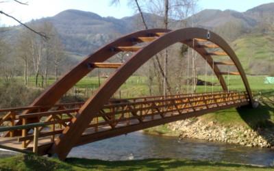 3287 – Puente de 40,00 x 2,00 m Saneamiento Soto-Cangas de Onís