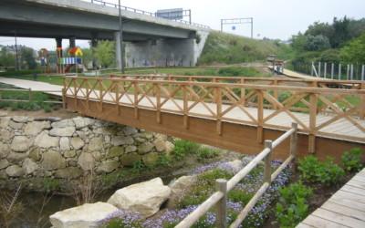 3351 – Puente de 10,00 x 2,00 m en el Río Freixeiro
