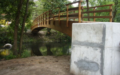 3361 – Puente 27,00 x 2,00 m en Segade