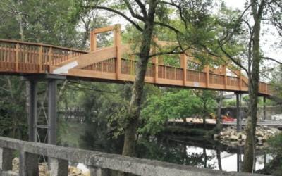 3411 – Puentes sobre el Río Verdugo y Río Otaiven