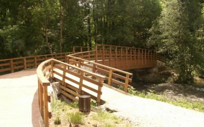 3419 – Puente 16,00 x 3,00 m en Sarria