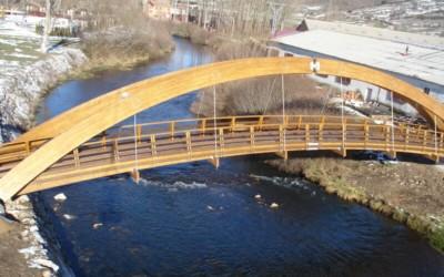 3537 – Puente 36,50 x 2,00 m en Cervera de Pisuerga