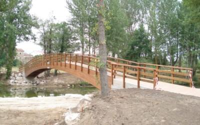 3782 – Puente de 34,00 x 2,00 m en Medina de Pomar
