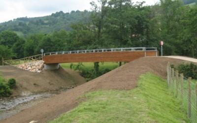 4131 – Puente de 22,50 x 2,20 m en Martinporra
