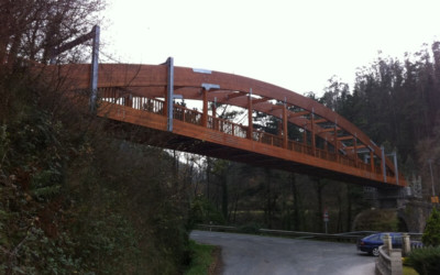 4178 – Puente de 60,00 x 2,50 m sobre BI2701 en Sopuerta-Galdames