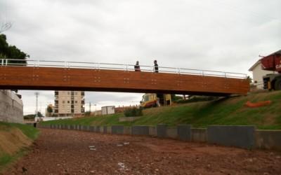 4594 – Puente de 21,50 x 2,00 m en Benicassim