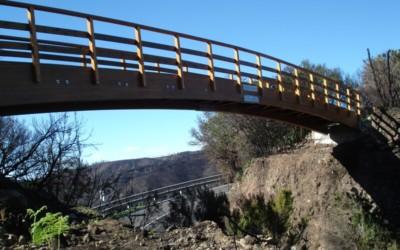 4789 – Puente de 23,00 x 2,00 m en la Isla de La Gomera