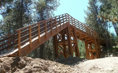 4792 – Pasarela para bicicletas de montaña en Andorra
