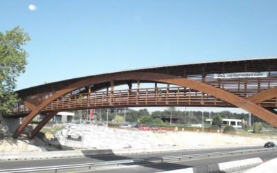 3402 – Puente de 60,00 x 3,00 m en Tercer Carril A8 Tramo Boroa-Larrea