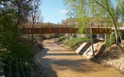 5108 – Puente 22,00 x 2,00 metros en Cadrete