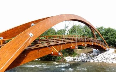 Puente de 50 m x 2,5 m sobre el río Saja, entre Cabezón de la Sal y Mazcuerras (3017)