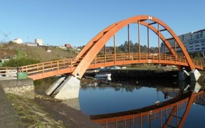 4095 – Puente de 40,00 x 2,00 m en Betanzos
