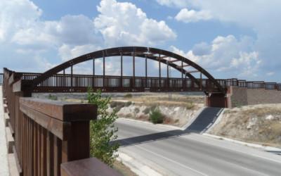 5069 – Puente 30 m x 2,8 metros en Colmenar Viejo