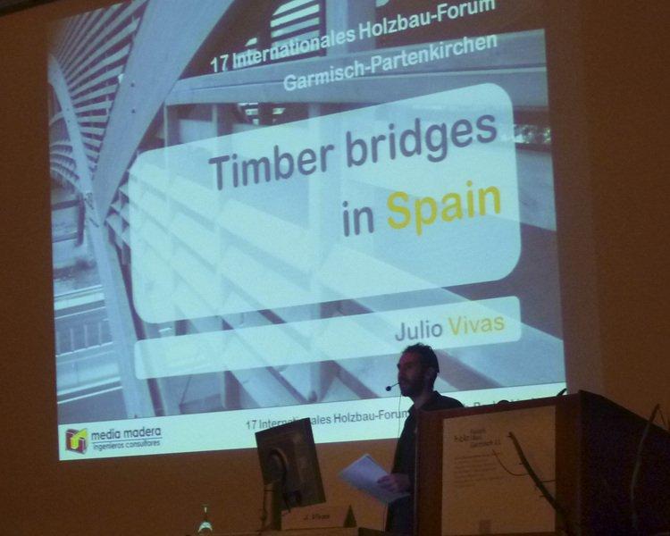 MEDIA MADERA estará en el seminario «Madera y Construcción»