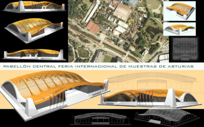 Pabellón Central Feria Internacional de Muestras de Asturias, Gijón (2677)