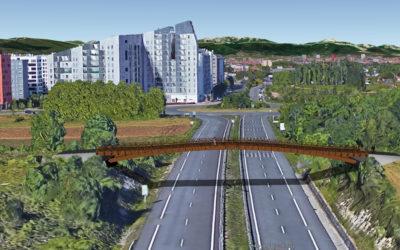 Proyecto Puente Anillo Verde, en Vitoria-Gasteiz (4469)