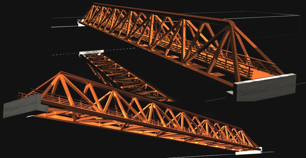Puente 70m Toblerone1