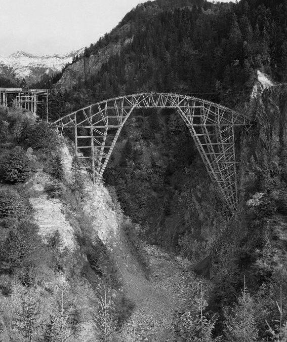 La verdadera historia detrás del puente de Salginatobel